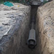 供应甘肃酒泉市非开挖顶管施工,甘肃非开挖报价,甘肃水泥顶管
