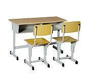 供应课桌椅-学校家具