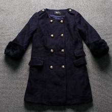 供应欧日韩精品新款时尚保暖羽绒服女装外贸品牌外套批发9批发