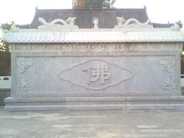 曲阳石雕样板