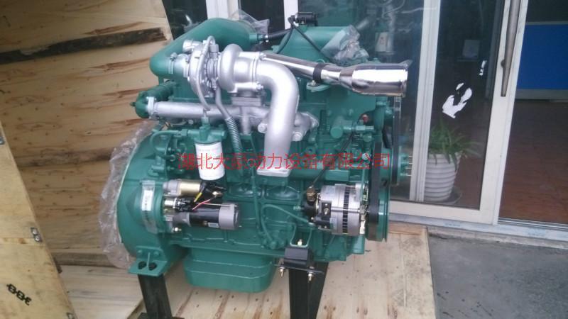 供应锡柴4DF3-13E3,一汽锡柴4110增压中冷发动机