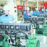 供应锡柴6DN系列发动机。CA6DN1-42E3发动机