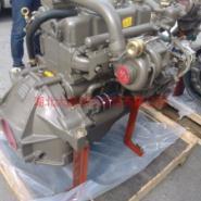 玉柴4108增压中冷发动机图片