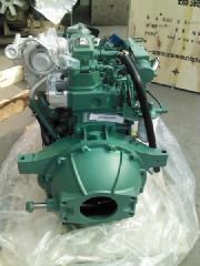 供应锡柴120马力发动机图片