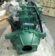锡柴120马力发动机图片