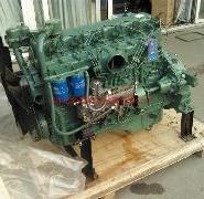 一汽锡柴6110收割机用发动机图片