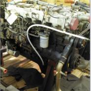 玉柴6M290马力发动机图片