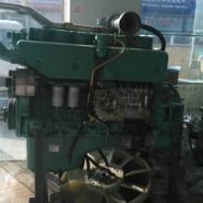 一汽锡柴350马力电喷发动机图片