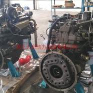玉柴YC6A240马力发动机图片