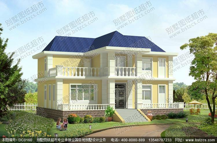 农村自建房设计