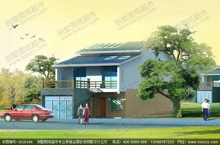 农村二层房屋设计图_农村自建房屋设计图