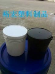 深圳1公斤塑料瓶1L压盖塑料罐子图片
