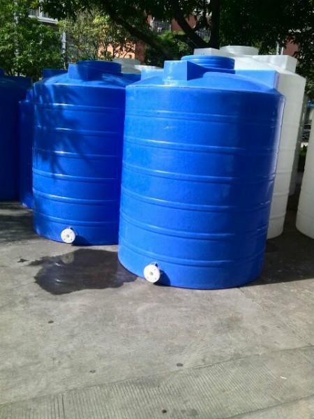 供应5吨兰色塑料大桶,5立方PE耐酸碱桶,兰色水桶,水塔,塑料储罐,化工桶