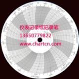 供应美国日本温度圆图记录纸圆盘卡纸