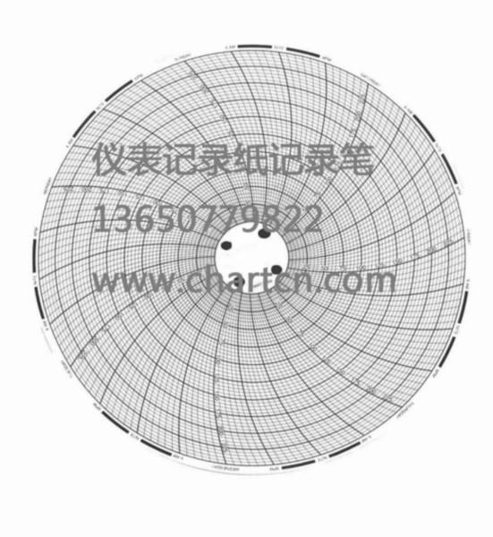 供应安徽现货美国迪生温度记录纸C663