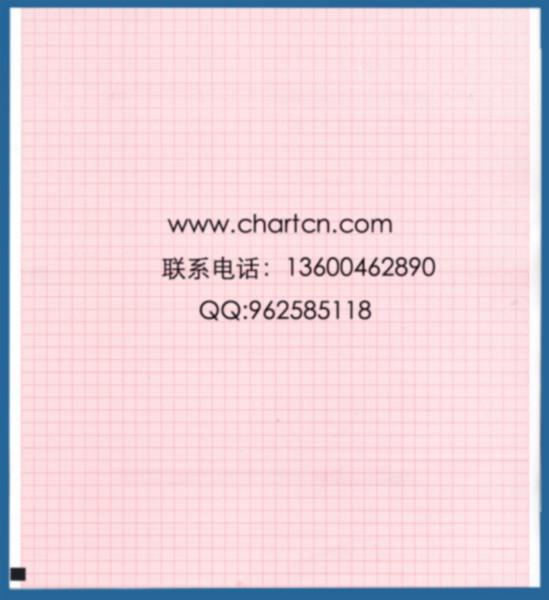 供应用于心电图机的厦门现货光电12导心电图纸9230