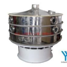 供应新疆高效高能圆形振动筛分机--余盈工业