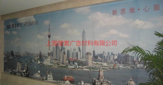 供应3.2米宽幅油画布上海户外油画布厂家直销2.5/3.2油画布批发